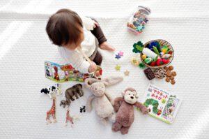 Jak zrobić zabawki sensoryczne?